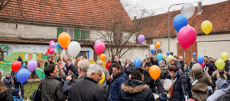 30 Jahre Kindergarten Steinheim
