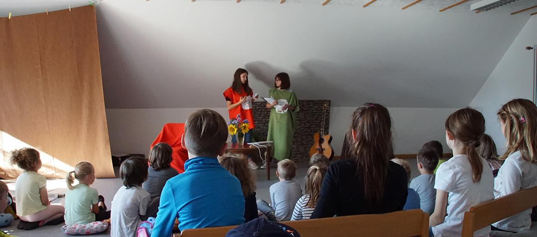 Kinderbibelwoche